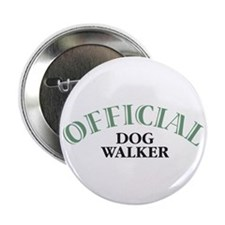 "Dog Walker 2.25"" Button (100 pack)"