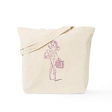 SAVVYSHOPPABELLA Tote Bag