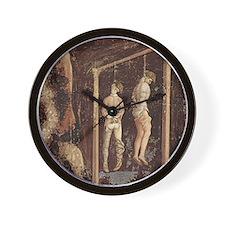Pisanello Gallows Wall Clock