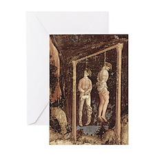 Pisanello Gallows Card