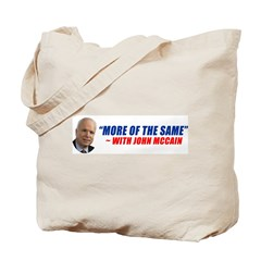 More of the Same Tote Bag