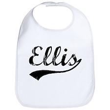Vintage Ellis (Black) Bib