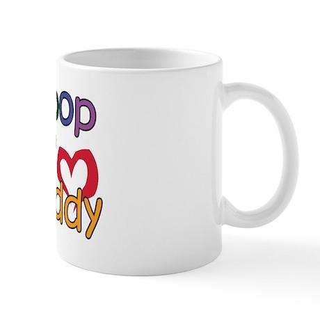 PopPop is My Best Buddy Mug