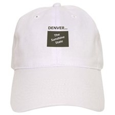 Cute Sunshine state Baseball Cap