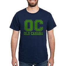 OC Athletics Green T-Shirt