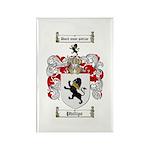 Phillips Family Crest Rectangle Magnet (10 pack)