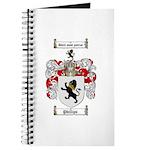 Phillips Family Crest Journal