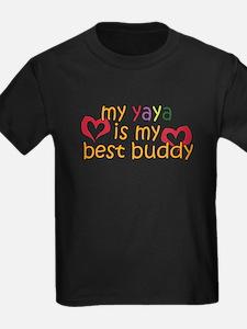 YaYa is My Best Buddy T