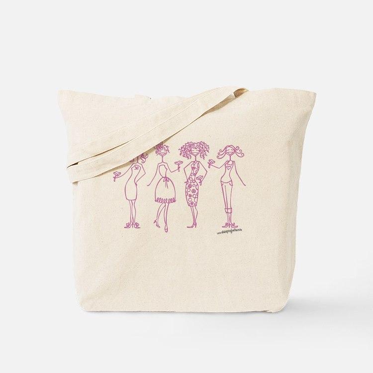SISTAHOOD Tote Bag