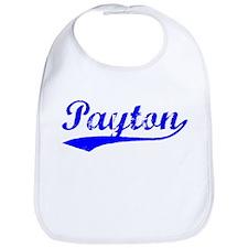 Vintage Payton (Blue) Bib