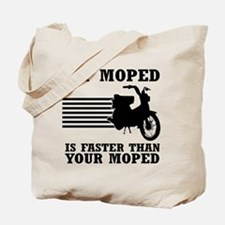 My Moped Tote Bag