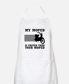 My Moped BBQ Apron