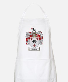 Perkins Family Crest BBQ Apron