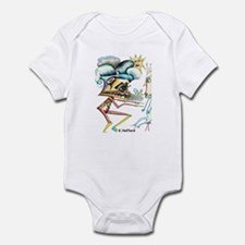 Alien War Infant Bodysuit