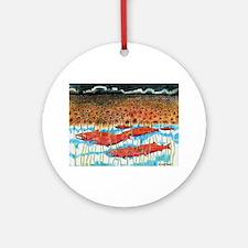 Fish Dream Ornament (Round)