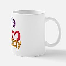 YiaYia is My Best Buddy Mug
