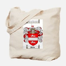 Payne Family Crest Tote Bag