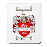 Payne Family Crest Mousepad
