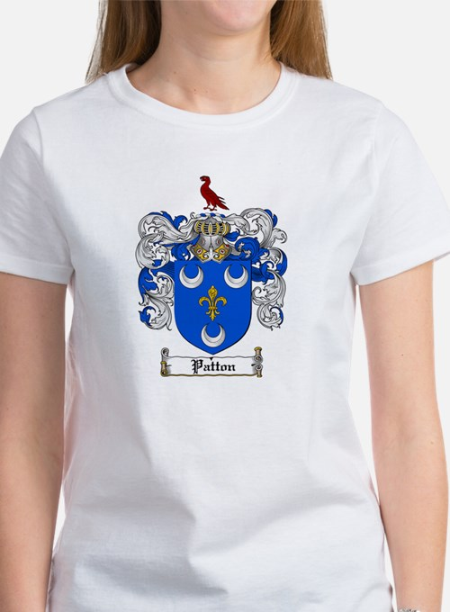 Patton Family Crest Tee