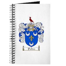 Patton Family Crest Journal