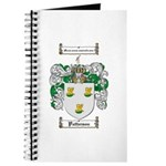 Patterson Family Crest Journal