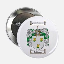 """Patterson Family Crest 2.25"""" Button (100 pack)"""