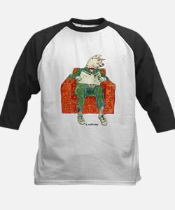 Pig Inquirer Kids Baseball Jersey