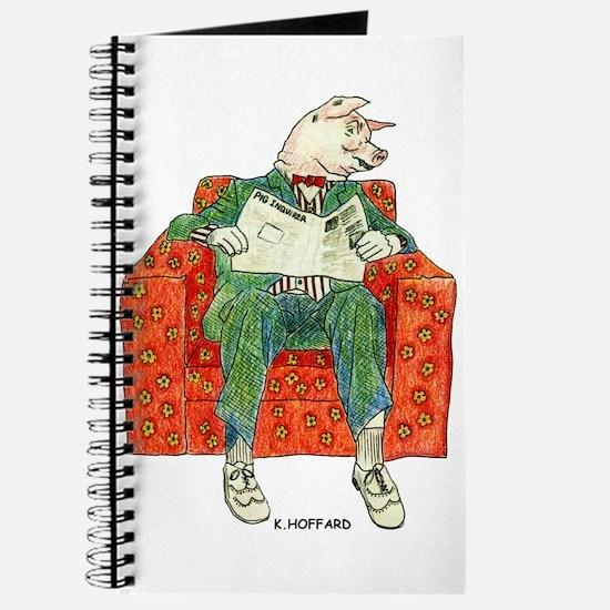 Pig Inquirer Journal