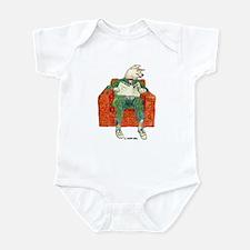Pig Inquirer Infant Bodysuit