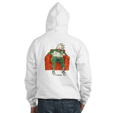 Pig Inquirer Hoodie