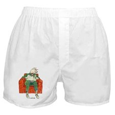 Pig Inquirer Boxer Shorts