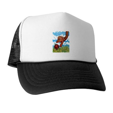 Snake in the Grass Trucker Hat