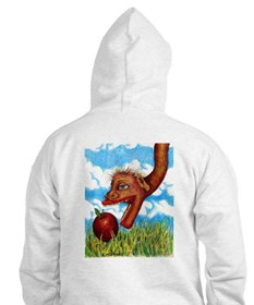 Snake in the Grass Hoodie