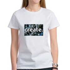Beads - Create - Crafts Tee