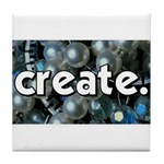 Beads - Create - Crafts Tile Coaster