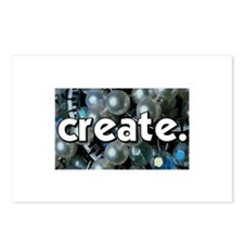 Beads - Create - Crafts Postcards (Package of 8)