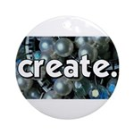 Beads - Create - Crafts Ornament (Round)