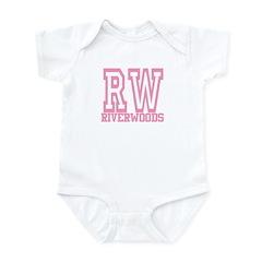 Riverwoods Pink Infant Bodysuit