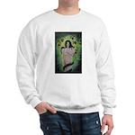 Enlightenment in the Garden o Sweatshirt
