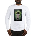 Enlightenment in the Garden o Long Sleeve T-Shirt