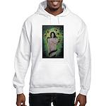 Enlightenment in the Garden o Hooded Sweatshirt