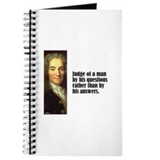 "Voltaire ""Judge"" Journal"