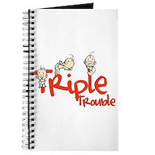 Triple Trouble Journal