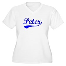 Vintage Peter (Blue) T-Shirt