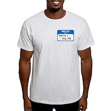 Butt Plug T-Shirt