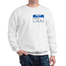 Butt Plug Sweatshirt