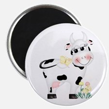 Cute Cow Magnet