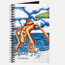 Monster Splash Journal