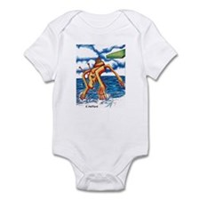 Monster Splash Infant Bodysuit