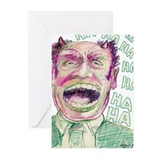 Funny Hoff Greeting Cards (Pk of 10)
